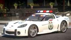 Chevrolet Corvette Police V1.1