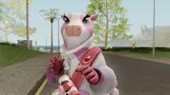 Milky Cow (Creative Destruction S9) V2 para GTA San Andreas
