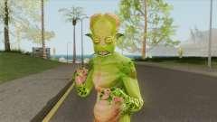 Alien V2 (GTA V Online) para GTA San Andreas
