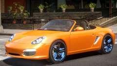 Porsche Boxster para GTA 4