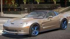 Chevrolet Corvette ZR1 V1.0 para GTA 4