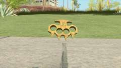 Knuckle Dusters (The Ballas) GTA V para GTA San Andreas