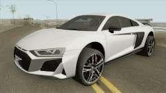 Audi R8 V10 Performance 2020 (HQ) para GTA San Andreas