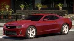 Chevrolet Camaro Y9 V1.2 para GTA 4