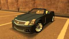 Cadillac XLR-V 2009 para GTA San Andreas