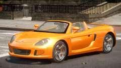 Porsche Carrera GT-R V1 para GTA 4
