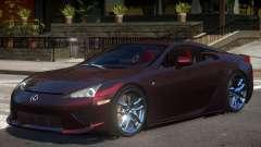 Lexus LFA V1.2 para GTA 4