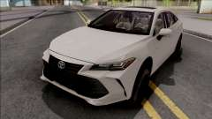 Toyota Avalon Hybrid 2020 White