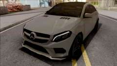 Mercedes-Benz GLE 350 Coupe Lowpoly para GTA San Andreas