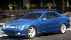 Mercedes CLK 63 Y5