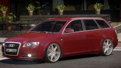 Audi A4 Avant V1.0 para GTA 4