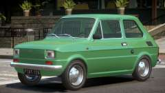 Fiat 126 V1.0 para GTA 4