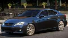 Lexus IS V1.0 para GTA 4