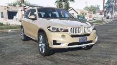 BMW X5 (F15) 2014 para GTA 5