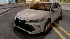 Toyota Avalon Hybrid 2019 para GTA San Andreas