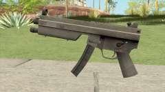 SMG GTA IV para GTA San Andreas