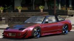 Nissan 240SX V1 para GTA 4
