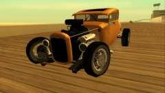 1928 Ford Modelo De Um Hot Rod