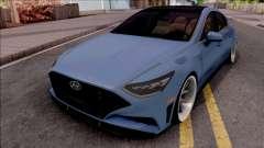 Hyundai Sonata 2020 para GTA San Andreas