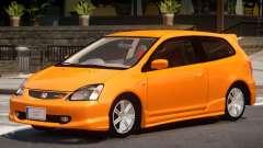 Honda Civic R V1.0 para GTA 4