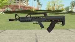Bullpup Rifle (Base V1) Old Gen Tint GTA V para GTA San Andreas