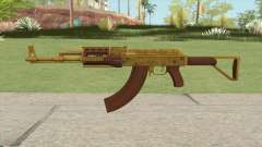 Shrewsbury Assault Rifle GTA V (Extended Clip) para GTA San Andreas