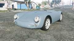 Porsche 550 Spyder 1956 para GTA 5