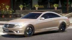 Mercedes Benz CL65 Y10 R2 para GTA 4