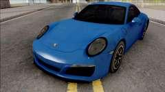 Porsche 911 (991.2) Carrera S 2017 SA Style para GTA San Andreas