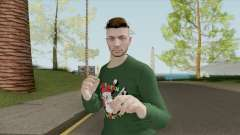 Male Skin (New Year) GTA V Online para GTA San Andreas