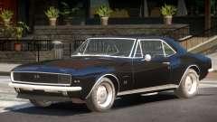 1968 Chevrolet Camaro para GTA 4