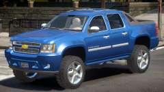 Chevrolet Avalanche V1.1 para GTA 4