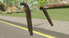 Double Barrel Shotgun GTA V (Army) para GTA San Andreas