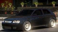 Audi A3 V1.1 para GTA 4
