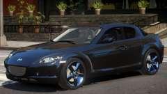 Mazda RX8 V1.0 para GTA 4