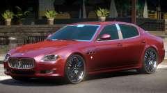 Maserati Quattroporte Tuned para GTA 4