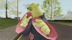 Shrek Akatsuki para GTA San Andreas