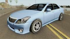 Toyota Crown Athlete (SA Style) 2010 para GTA San Andreas