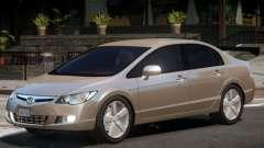 Honda Civic Y06 para GTA 4