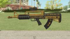 Bullpup Rifle (Scope V1) Main Tint GTA V