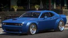 Dodge Challenger Improved para GTA 4