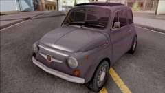 Fiat Abarth 595 SS 1968 Standart Wheels para GTA San Andreas