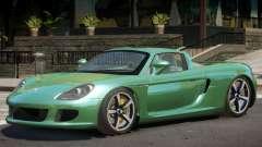 Porsche Carrera GT V1.1 para GTA 4