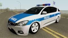 Kia Ceed SW I (Policja KSP Warszawa)