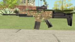SCAR-L (Soldier Front 2) para GTA San Andreas