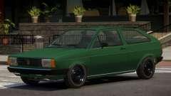 1986 Volkswagen Gol V1.0