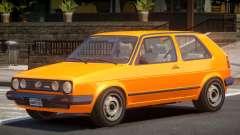 Volkswagen Golf ST para GTA 4