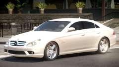 Mercedes CLS 63 V1 para GTA 4