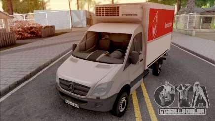 Mercedes-Benz Sprinter Mesna Industrija Bajra para GTA San Andreas