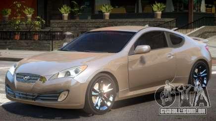 Hyundai Genesis Y10 para GTA 4